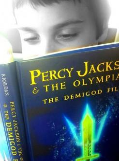 Persy i olimpijscy bogowie