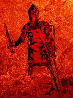 Czerwony Rycerz Milesa Camerona